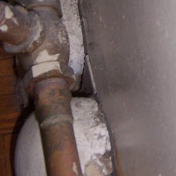 Asbestos discovered in Cahill and Forsander