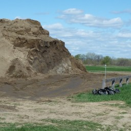 Going, going….The Dirt Pile Part Three: